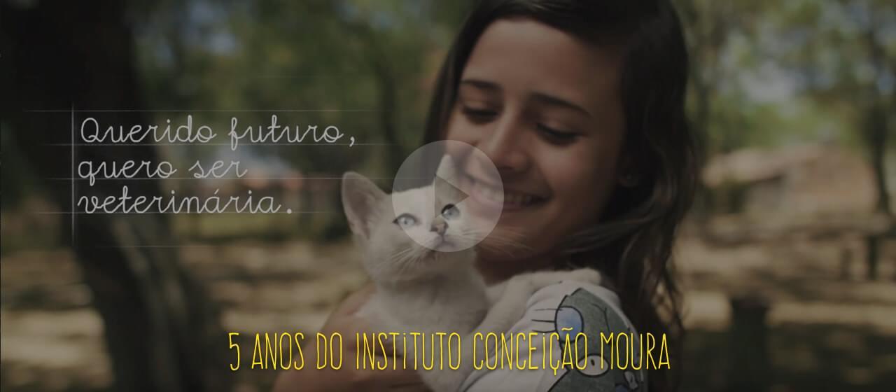 """Miniatura do vídeo """"5 anos do Instituto Conceição Moura"""""""